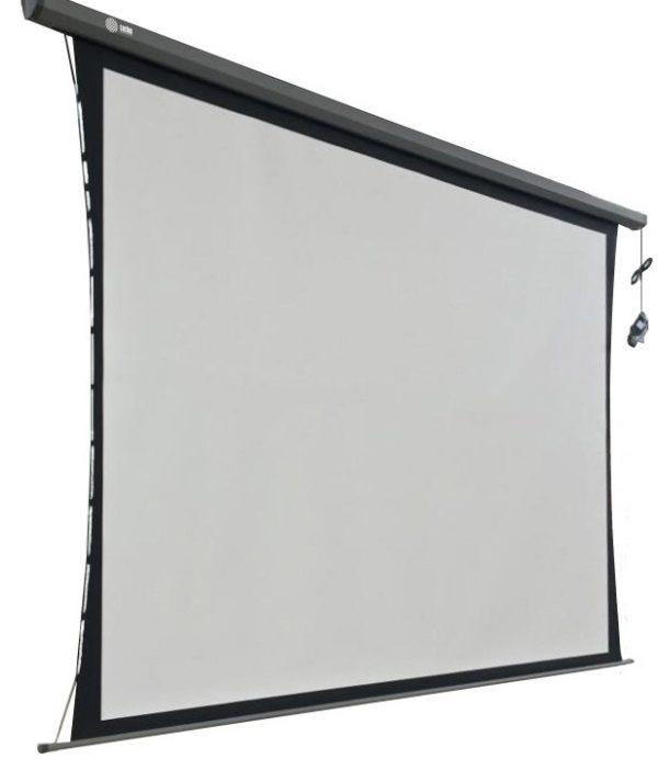 Проекционный экран CACTUS Professional Tension Motoscreen 4:3 [Professional Tension Motoscreen 244x183]