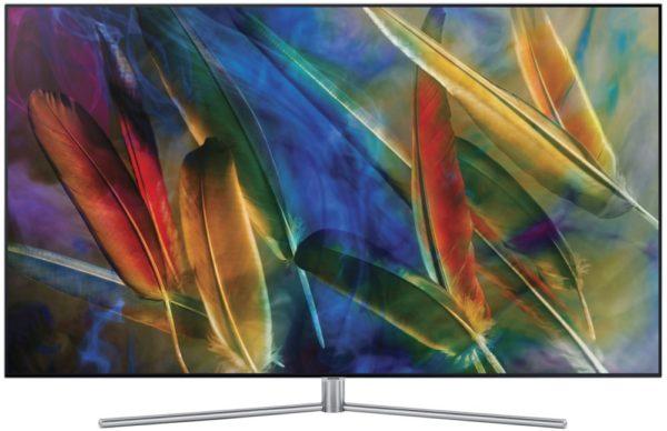 LCD телевизор Samsung QE-55Q7FAMU