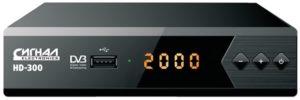 ТВ тюнер Signal HD-300