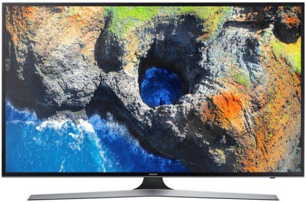 LCD телевизор Samsung UE-55MU6100