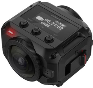 Action камера Garmin VIRB 360