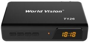 ТВ тюнер World Vision T126