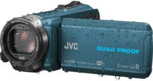 Видеокамера JVC GZ-RX645