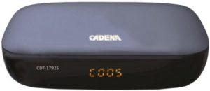 ТВ тюнер Cadena CDT-1792S