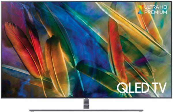 LCD телевизор Samsung QE-55Q8F