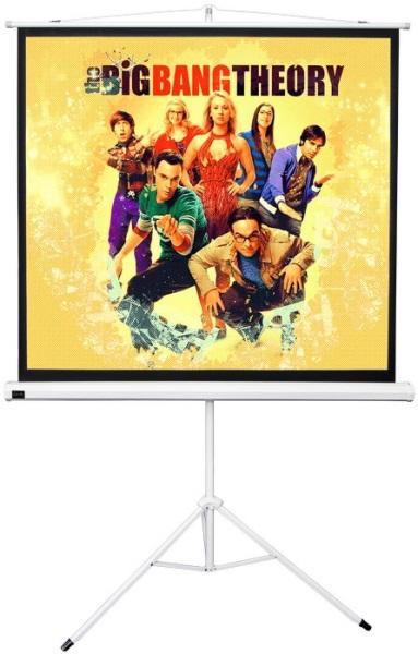 Проекционный экран Sakura Cinema Triscreen 1:1 [Cinema Triscreen 180x180]