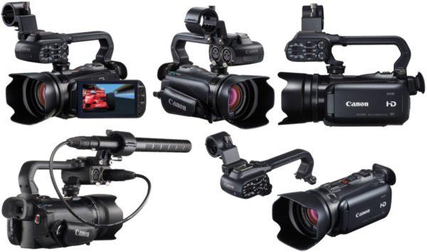 Видеокамера Canon XA10
