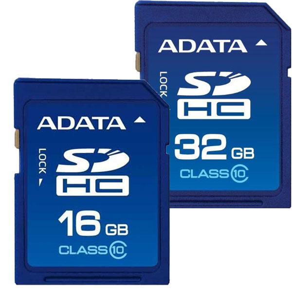 Карта памяти A-Data SDHC Class 10 [SDHC Class 10 16Gb]