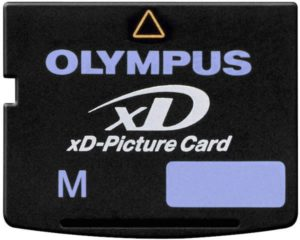Карта памяти Olympus xD-Picture Card M [xD-Picture  Card M 1Gb]