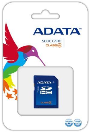 Карта памяти A-Data SDHC Class 4 [SDHC Class 4 16Gb]
