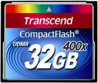 Карта памяти Transcend CompactFlash 400x [CompactFlash 400x 32Gb]