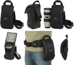 Сумка для камеры Lowepro S&F Slim Lens Pouch 75 AW