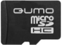 Карта памяти Qumo microSDHC Class 6 [microSDHC Class 6 4Gb]