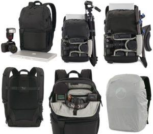 Сумка для камеры Lowepro DSLR Video Fastpack 250 AW