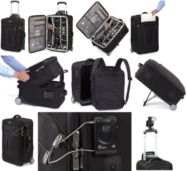 Сумка для камеры Lowepro Pro Roller x300
