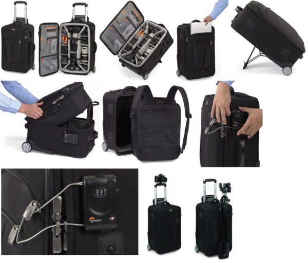 Сумка для камеры Lowepro Pro Roller x200