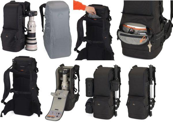 Сумка для камеры Lowepro Lens Trekker 600 AW II