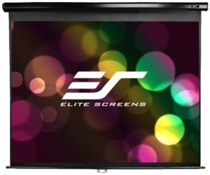 Проекционный экран Elite Screens Manual [Manual 266x149]