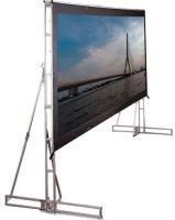 """Проекционный экран Draper Truss-Style Cinefold 4:3 [Truss-Style Cinefold 914/360""""]"""