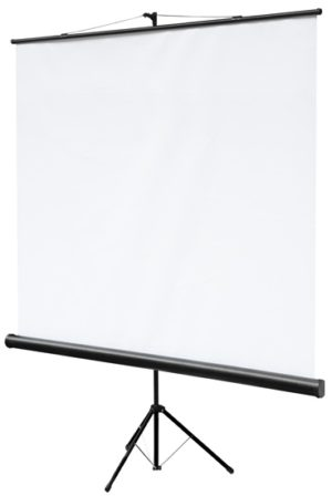 Проекционный экран DIGIS Kontur-C 1:1 [Kontur-C 160x160]