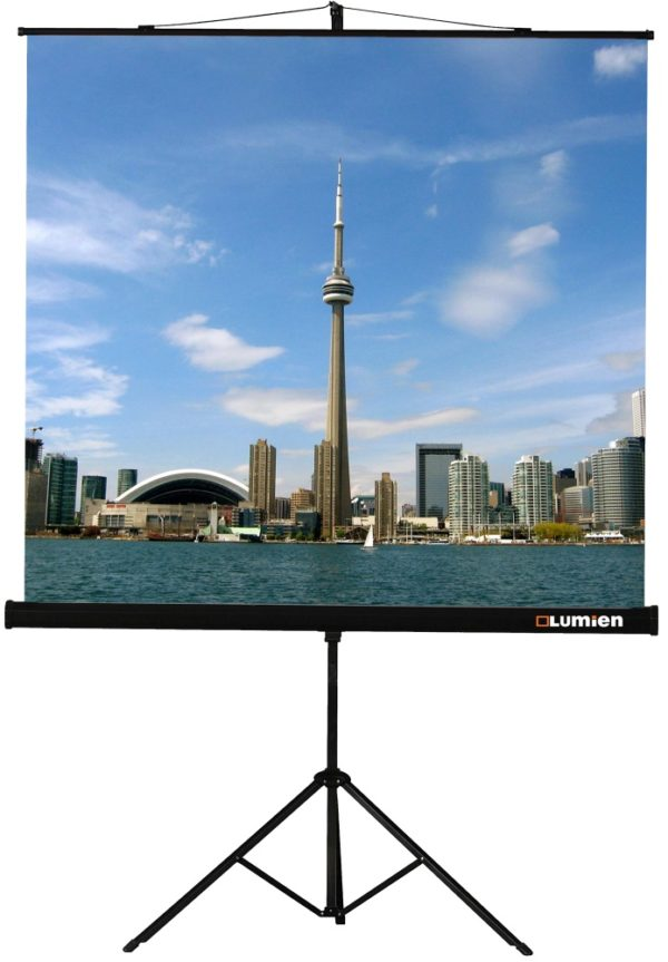 Проекционный экран Lumien Eco View 1:1 [Eco View 200x200]
