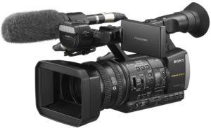 Видеокамера Sony HXR-NX3E