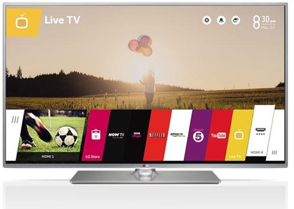 LCD телевизор LG 47LB650V