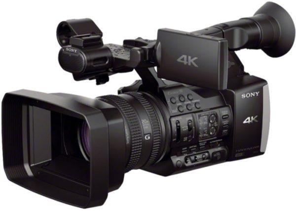 Видеокамера Sony FDR-AX1E