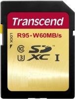 Карта памяти Transcend Ultimate 633x SDXC UHS-I U3 [Ultimate 633x SDXC UHS-I U3 64Gb]