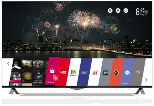 LCD телевизор LG 65UB950V