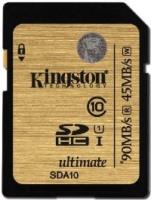 Карта памяти Kingston Ultimate SDHC UHS-I [Ultimate SDHC UHS-I 32Gb]
