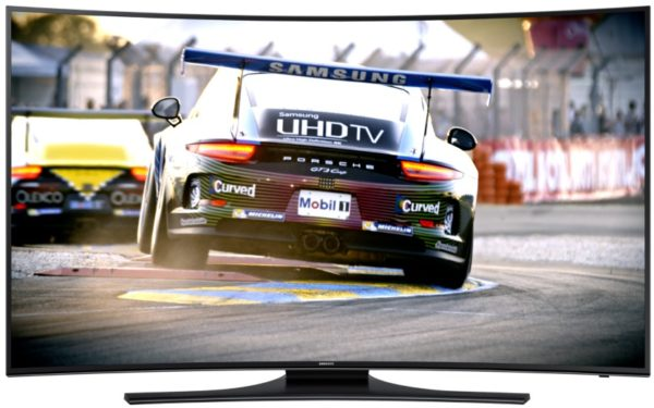 LCD телевизор Samsung UE-55HU7200