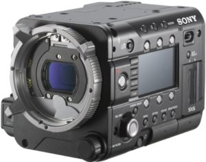 Видеокамера Sony PMW-F55
