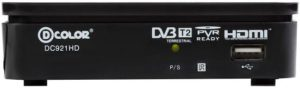 ТВ тюнер D-COLOR DC921HD