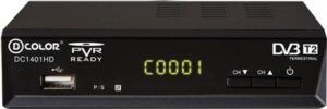 ТВ тюнер D-COLOR DC1401HD