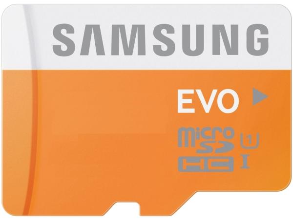 Карта памяти Samsung EVO microSDHC UHS-I [EVO microSDHC UHS-I 16Gb]