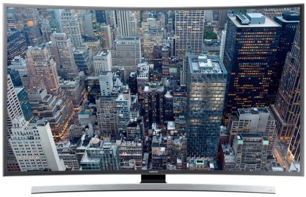 LCD телевизор Samsung UE-48JU6600