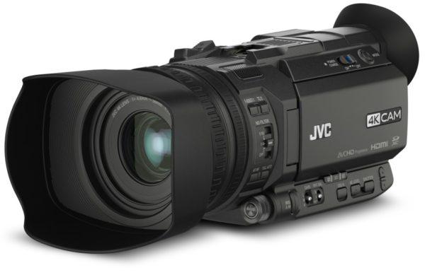 Видеокамера JVC GY-HM170