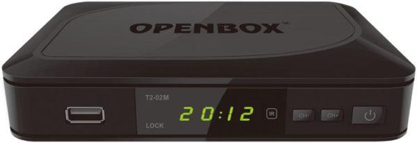 ТВ тюнер Open Box T2-02M