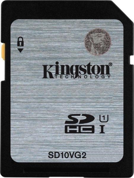 Карта памяти Kingston SDHC Class 10 UHS-I [SDHC Class 10 UHS-I 32Gb]