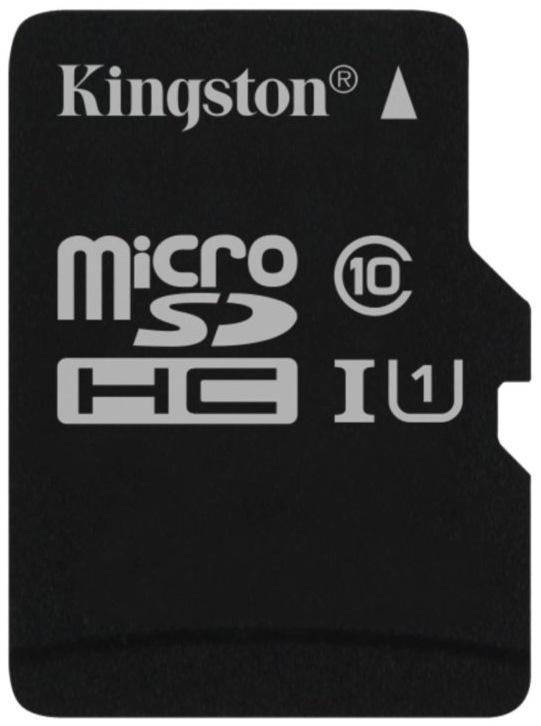 Карта памяти Kingston microSDHC UHS-I U1 Class 10 [microSDHC UHS-I U1 Class 10 32Gb]