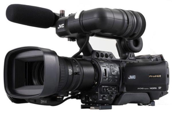 Видеокамера JVC GY-HM850