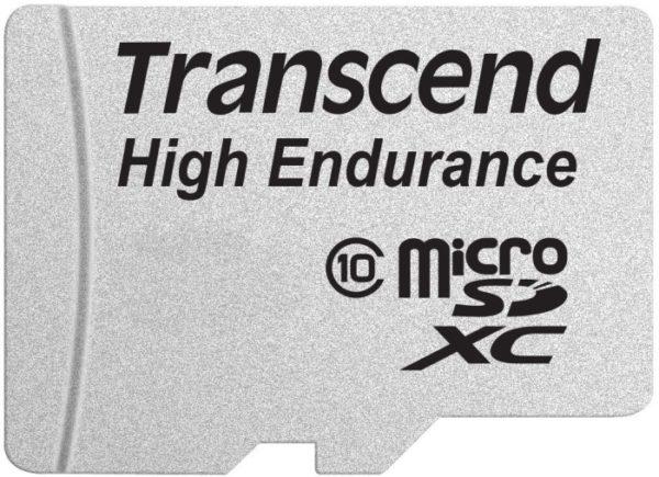 Карта памяти Transcend High Endurance microSDXC [High Endurance microSDXC 64Gb]