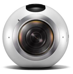 Action камера Samsung Gear 360
