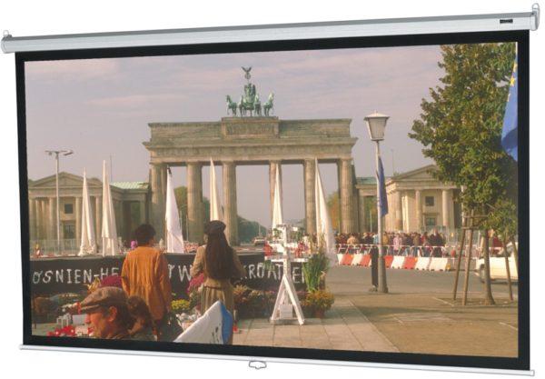 Проекционный экран Da-Lite Model B 1:1 [Model B 213x213]