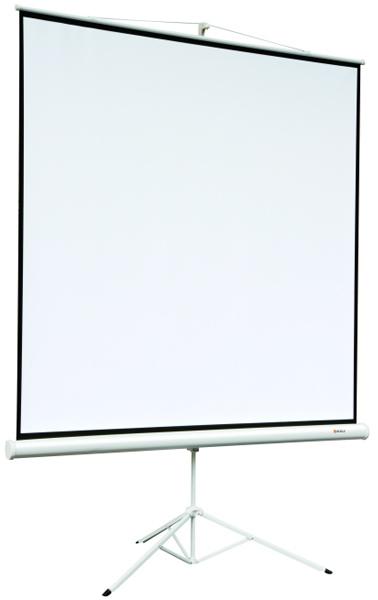 Проекционный экран DIGIS Kontur-A 1:1 [Kontur-A 154x154]