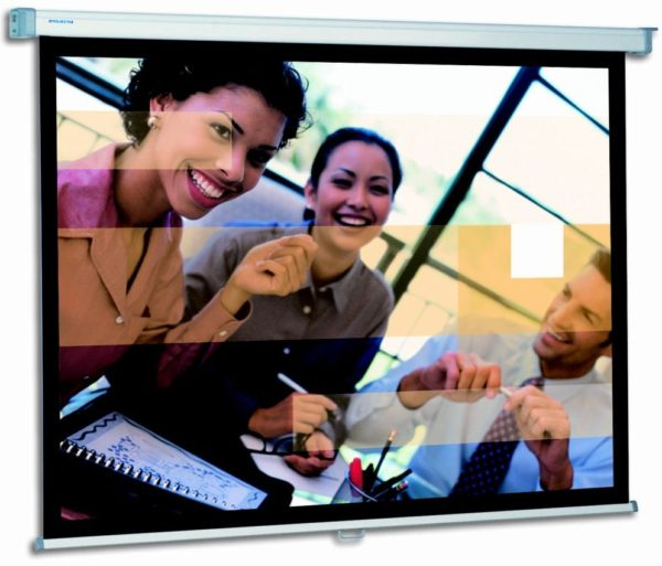 Проекционный экран Projecta SlimScreen 1:1 [SlimScreen 200x200]