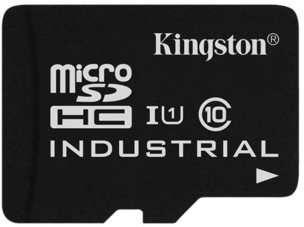 Карта памяти Kingston Industrial Temperature microSDHC UHS-I [Industrial Temperature microSDHC UHS-I 8Gb]
