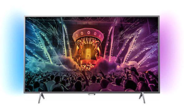 LCD телевизор Philips 49PUS6401