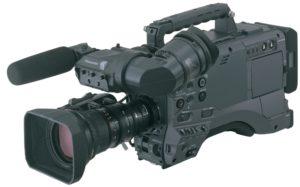 Видеокамера Panasonic AG-HPX500